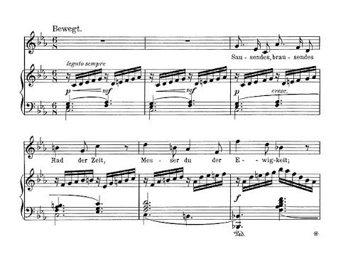 Wagner: Wesendonck-Lieder - 2. Stehe still! - Westbroek (Jansons, live)