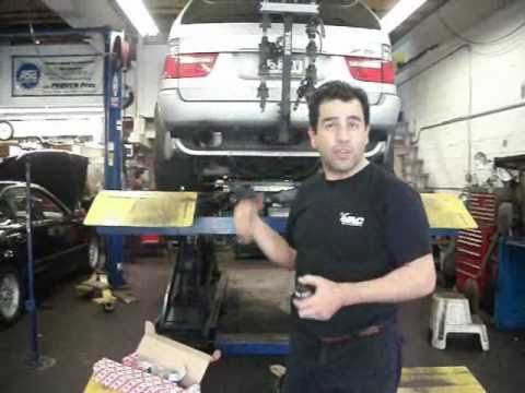 Vac Motorsports Correcting Tire Wear On A Bmw X5 E53
