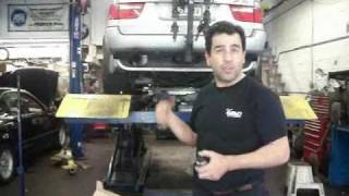 VAC Motorsports - Correcting tire wear on a BMW X5 E53
