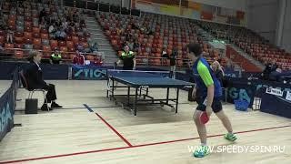 Moshkov - Pokatov.Teams finale. V Летняя спартакиада молодежи 2021