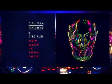 Eric Prydz vs Calvin Harris & Disciples - Opus vs How Deep Is Your Love (Alesso Mashup)