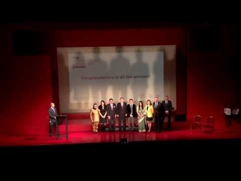 2013 Intercultural Innovation Award Ceremony