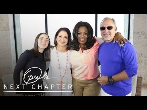 Gloria Estefan on Balancing Fame and Family   Oprah's Next ... Gloria Estefan Family 2013