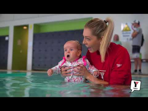 Learn to Swim at YMCA NSW: 6 months - 5 years