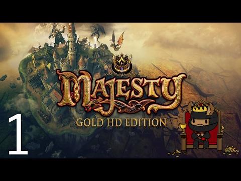 Majesty Gold HD 1: forsaken land |