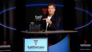 tattletale portable alarm system product demonstration