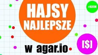 Hajsownicy najlepsi w Agar.io !