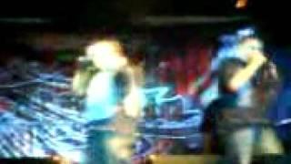 dyablo en vivo D.F. (City of the padres)