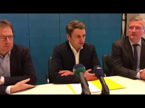 Rücktrittserklärung Vincent Kokert (CDU)