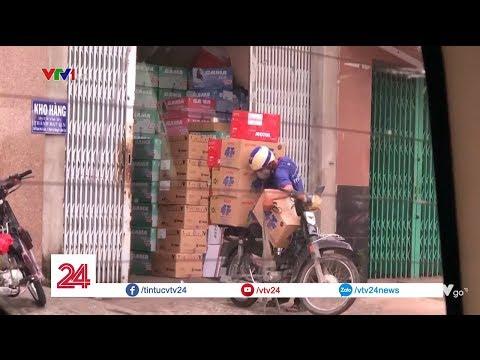 Tràn Lan Dầu Nhớt Giả, Kém Chất Lượng Trên Thị Trường | VTV24