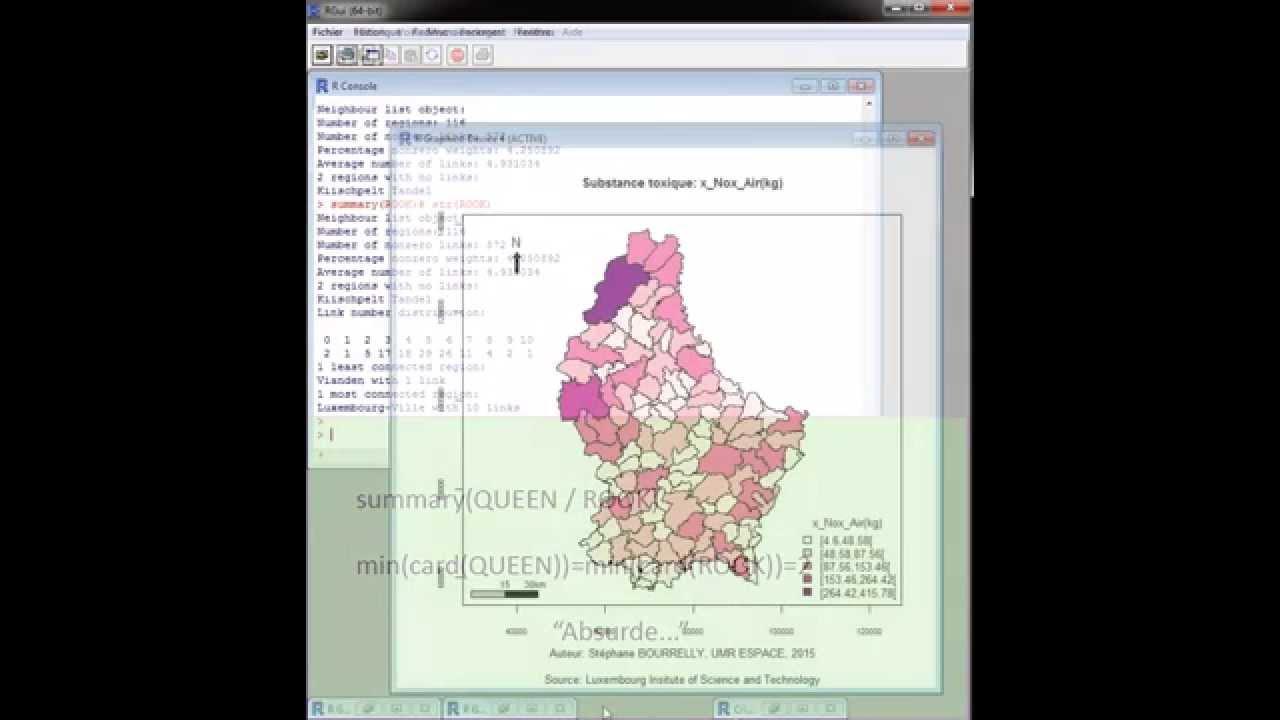 logiciel geoda