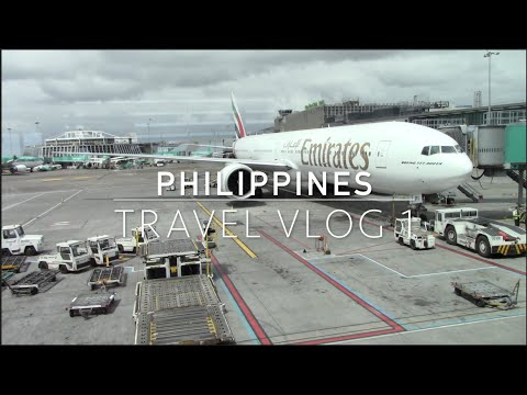 Philippines: TRAVEL VLOG 1   HOME SWEET HOME - YouTube