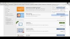 How to add Google Cast for Chromecast
