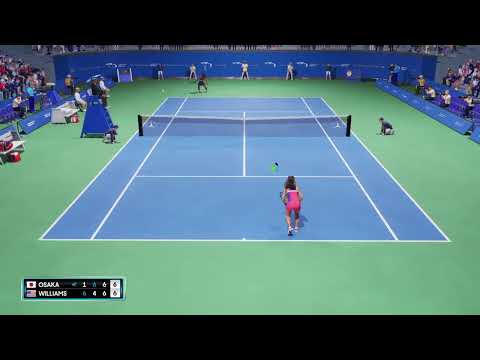 2018 US Open Encore - Womens Final - S. Williams V Osaka