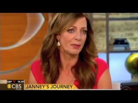 Allison Janney on