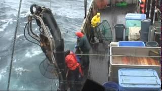 Ocean Pearl - Sablefish Fishing - Part 2