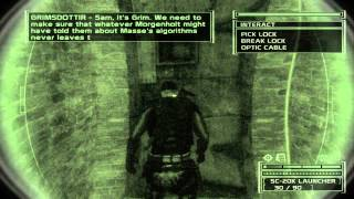 [Walkthrough] Splinter Cell Chaos Theory: Mission 1 Expert 100%