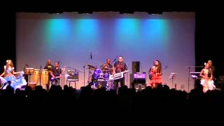 ALAIN RAMANISUM - Live in Melbourne 24/11/2012 (IMPROVISATION TORA TORA + ZEREYOM)