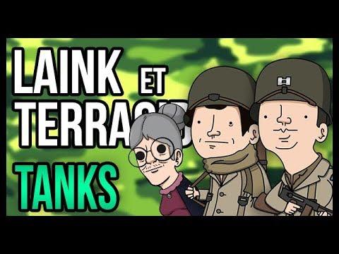 PAPI NOUS PARLE DES ALLEMANDS (World Of Tanks) ft. Hugo