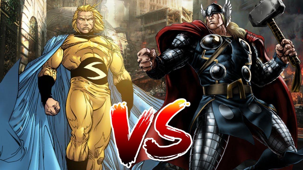 Thor VS Sentry | Who Wins? - YouTube