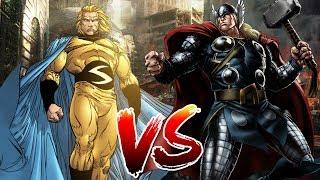 Thor VS Sentry | Who Wins?