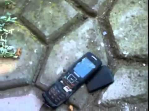 Rozwalanie Telefonu Samsung SGH E250 by Ogór