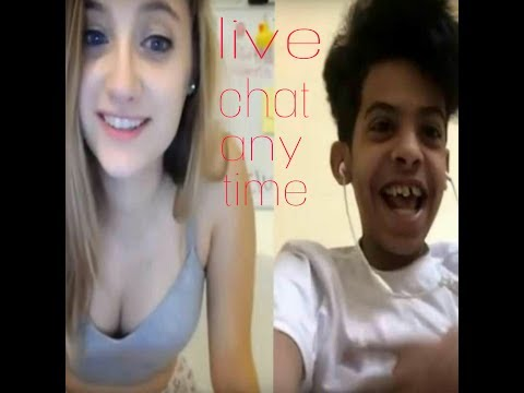 Live Girl And Boy Chat .and Play 3D Game. New App.