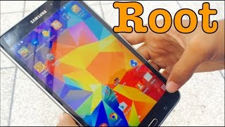 How To Root Tab 4 SM-T230 Easy Tutorial