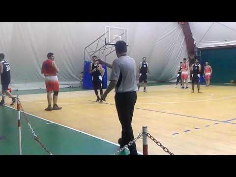 Serie D Regionale 2018/2019 - Abatese Basket Vs Roccarainola
