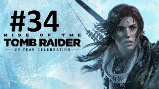 #34 Rise of the Tomb Raider en español  Exploramos 1ª Parte