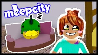 MY FIRST MEEP PET! - Meep CIty - Roblox