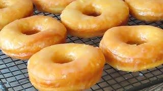 Donuts caseros 🍩 ¡Receta definitiva con TRUCOS!