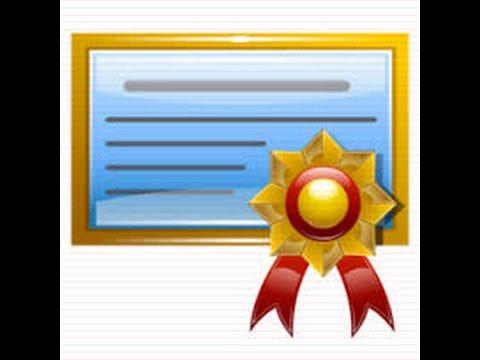 Certification Authority (CA)   Digital Certificate