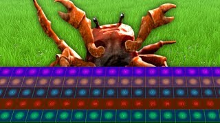 They added CRAB RAVE to FORTNITE?! 🦀🦀🦀 (Fortnite Creative Music Blocks)