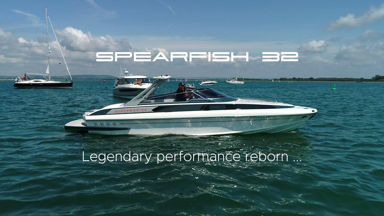 Supermarine Spearfish 32