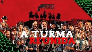 RED DEAD REDEMPTION 2 - VEM QUE TEM TIROTEIO DIRETO!!! #7