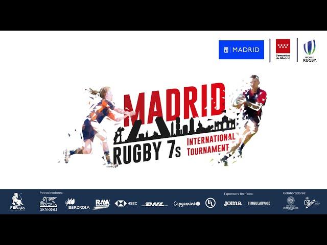 Madrid Rugby7s International Tournament Domingo