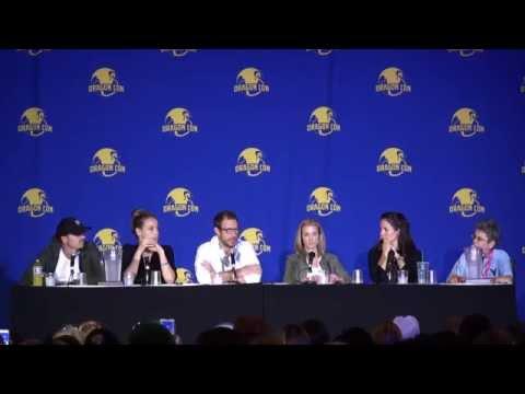 Lost Girl Panel (Monday) - Dragon Con 2015