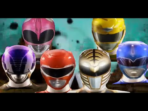 Revamped MMPR Morphing Sequence Version 2