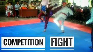 Competition Fight- District level