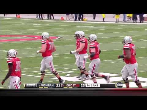 Week 12 - Ohio State vs Michigan - November 24, 2012