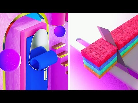 THIS ODDLY SATISFYING VIDEO WILL MAKE YOU FALL ASLEEP