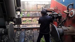 Train Engine Coupling