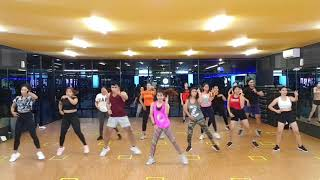 Mr. P - Just Like That ft Mohombi  Easy Simple Zumba Dance Workout  Choreography by zin Maya Vamp