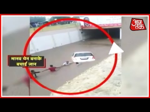 Special Report: Seven Samaritans Rescue Couple From Drowning In Gujarat