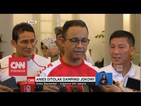 """Anies Angkat Bicara Soal """"Dihadang"""" Paspampres Dampingi Jokowi di Final Piala Presiden"""