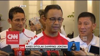 Video Anies Angkat Bicara Soal 'Diadang' Paspampres Dampingi Jokowi di Final Piala Presiden download MP3, 3GP, MP4, WEBM, AVI, FLV Juni 2018