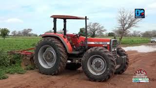 """"""" Nous devons encourager le secteur privé à investir dans les fermes laitières""""( Macky Sall)."""
