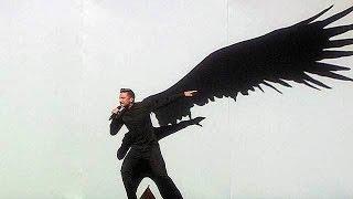 Сергей Лазарев вышел в финал конкурса «Евровидение» с песней «Ты – единственная».