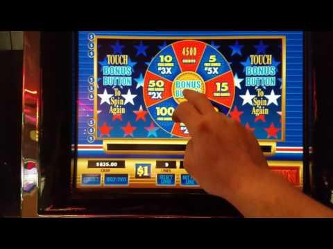 American Original high limit slot bonus jackpot handpay $45 max bet